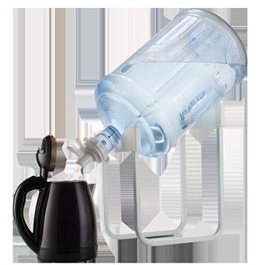 出水取水桶装压水器支架饮水机