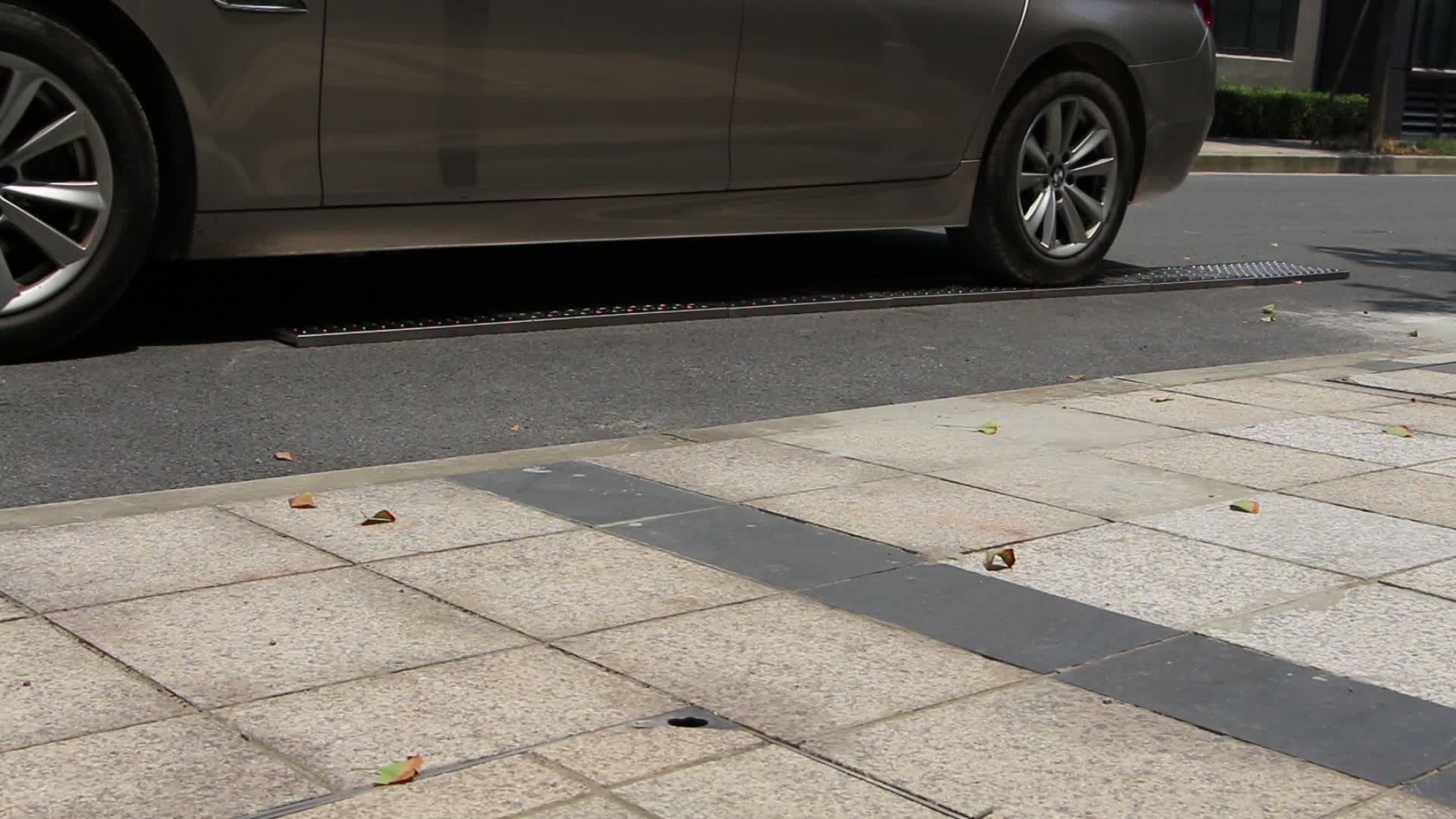 Stainless Steel Prevent Slip Drainage Ditch Cover Driveway Drain