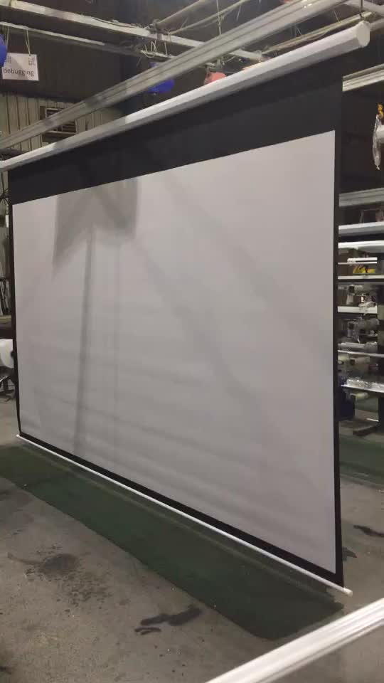 daylight projection screen 150inch 16:9