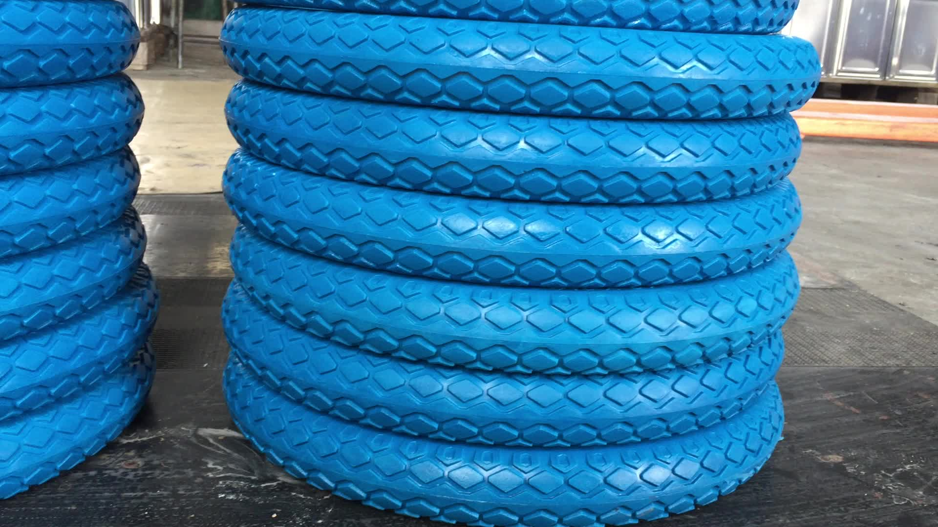 Top Quality Free Design PU Foam Tubelss Bicycle Tires