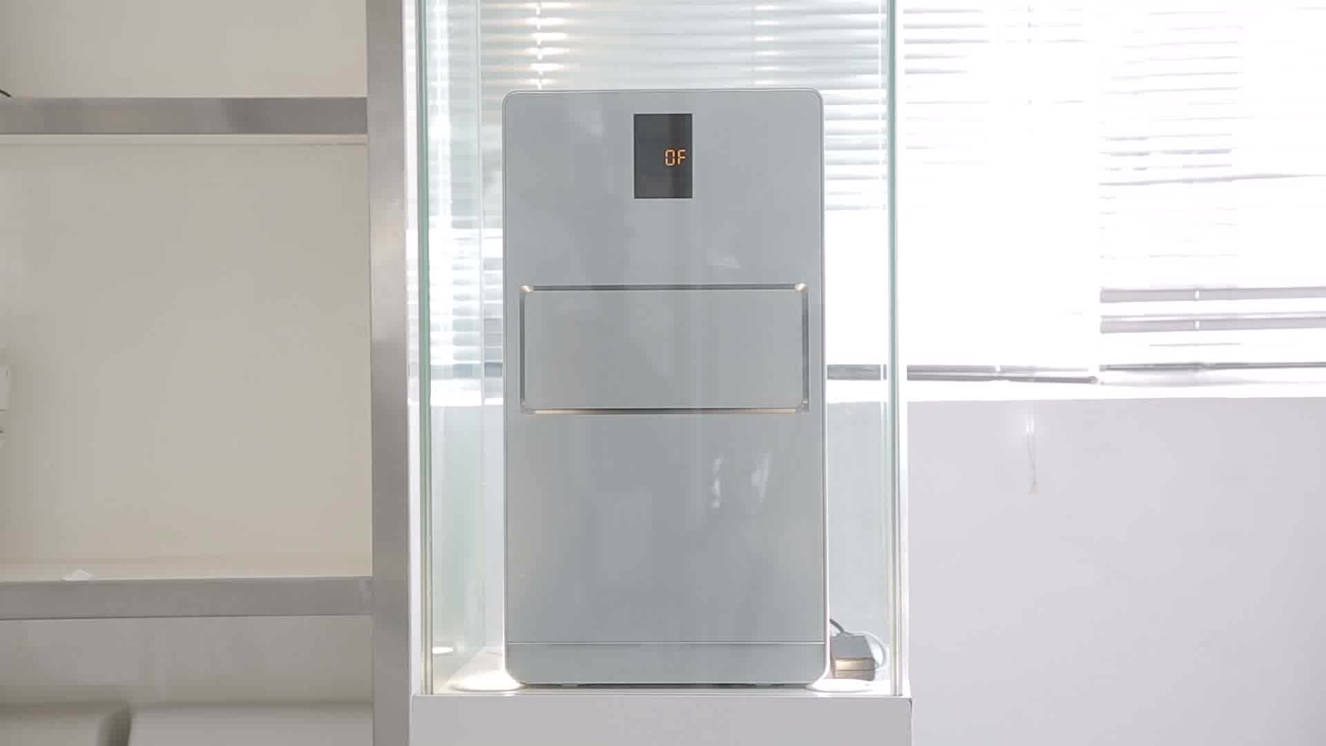 Domestic Manufacturer Best Price Negative Ion Generator Hepa Filter Professional Air Purifier