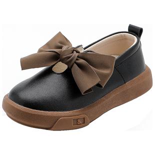 女童鞋子2019年新款秋季儿童潮皮鞋