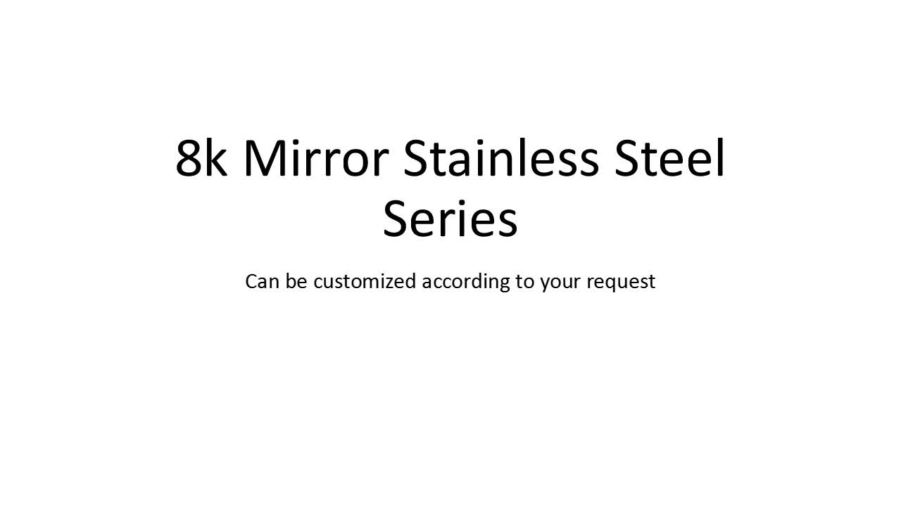 Price ASTM standard 304 304L 316 316L 410 430 Decorative Plate Price Per kg Surface Stainless Steel Sheet with PVC
