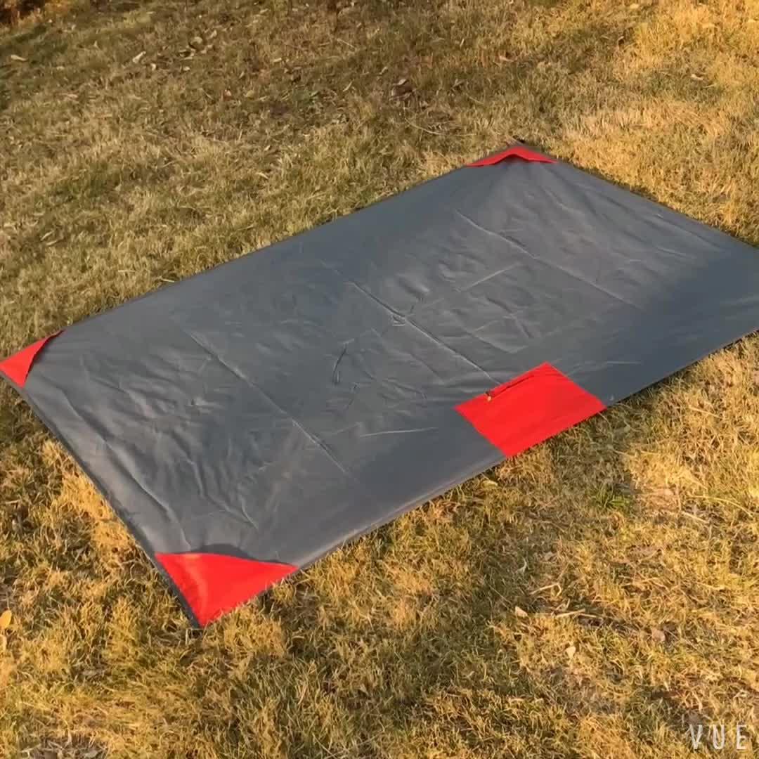 Outdoor Beach Waterproof Pocket Picnic Blanket