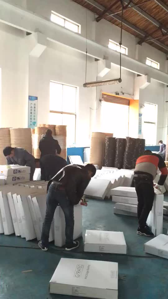 Suntung paper/melamine edge banding strips 100m/roll with glue