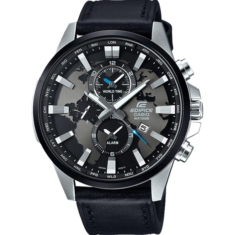 卡西欧edifice男士手表皮带2019限量石英表学生正品EFR-303男表