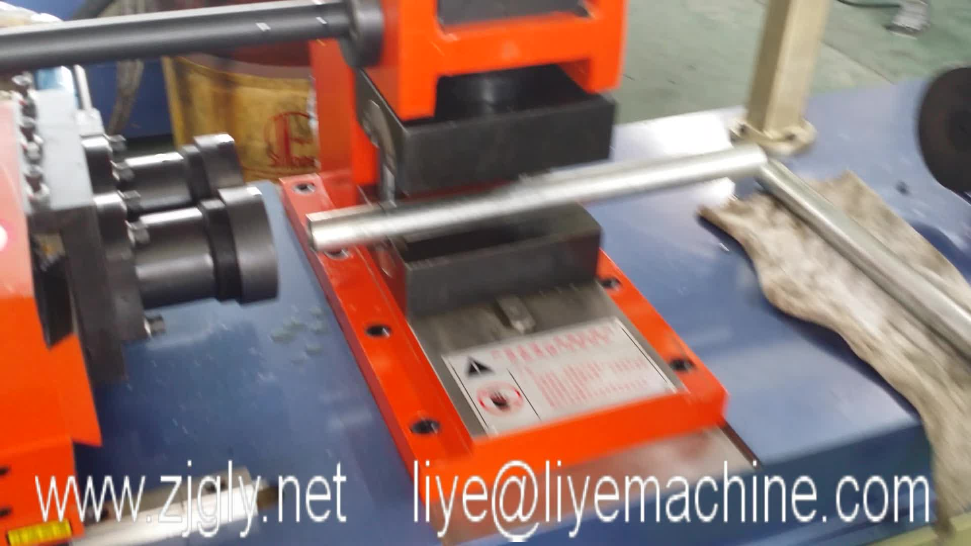SG60NC Manufacture steel wire pipe end forming machine in bending machines