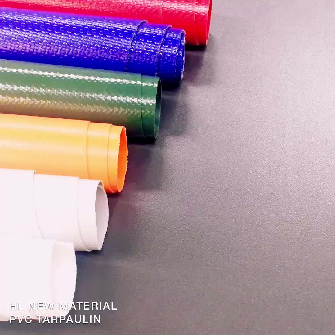 Flessibile tensil peso leggero in fibra di serbatoio di acqua telone telone in pvc trasparente
