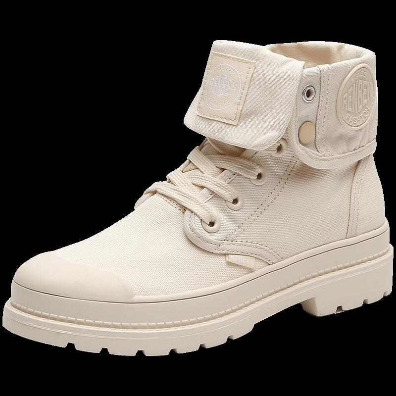 【人本】44款新款加绒雪地靴拍两双更优惠