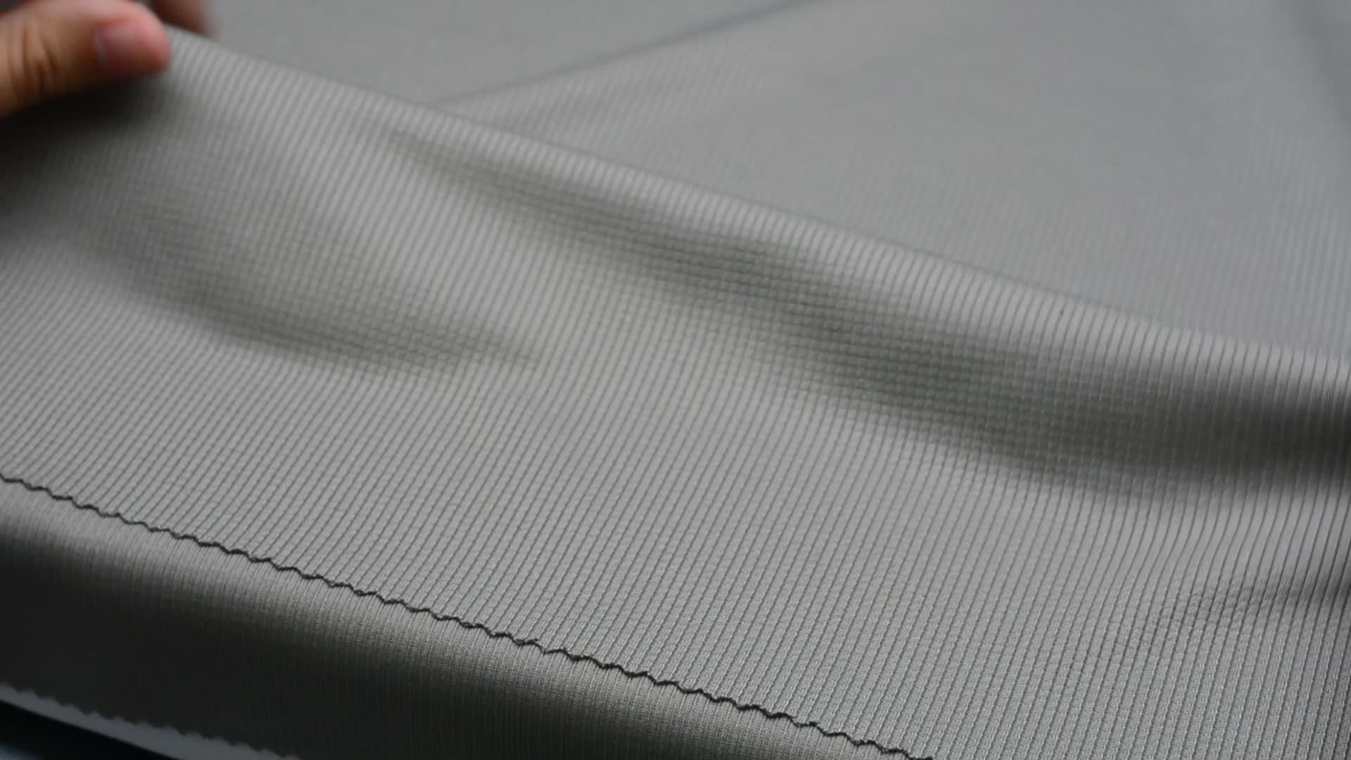 Factory direct Anti-UV fabric polyester jersey mesh fabric sportswear fabric wholesale