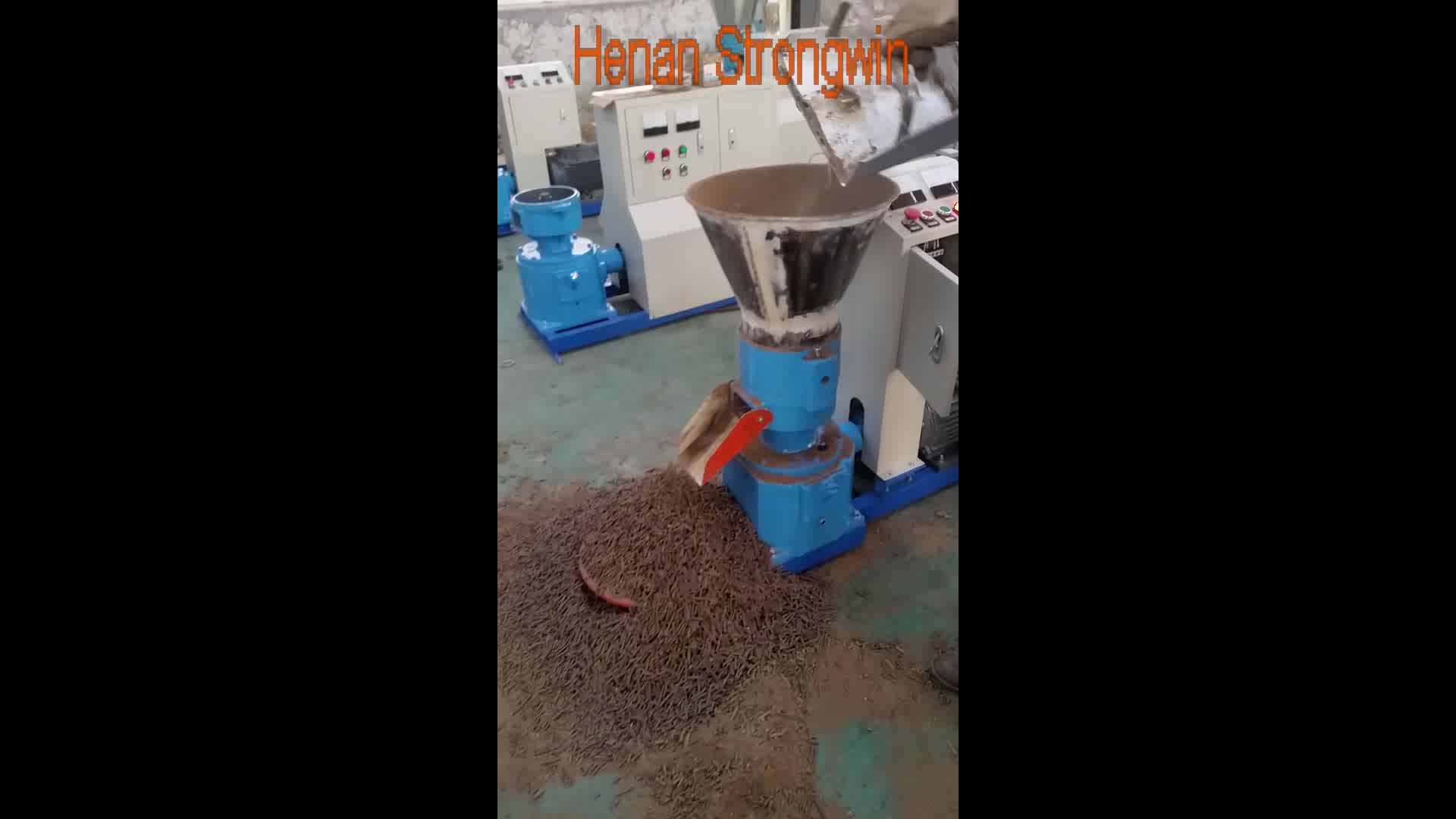 Super Quality Floating Fish Feed Pellet Machine Small Wood Pellet Machine Small Feed Pellet Machine