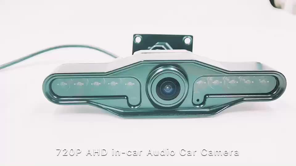 1080P Front View Blackview Car Camera With Audio
