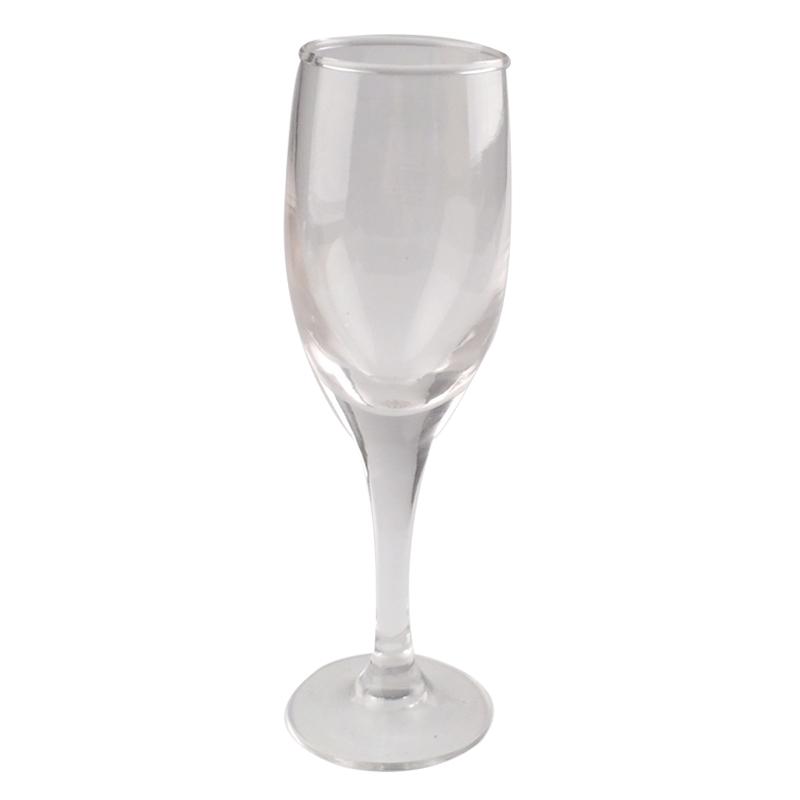 6只装水晶香槟杯创意玻璃高脚杯红酒杯鸡尾酒杯香槟酒杯套装家用