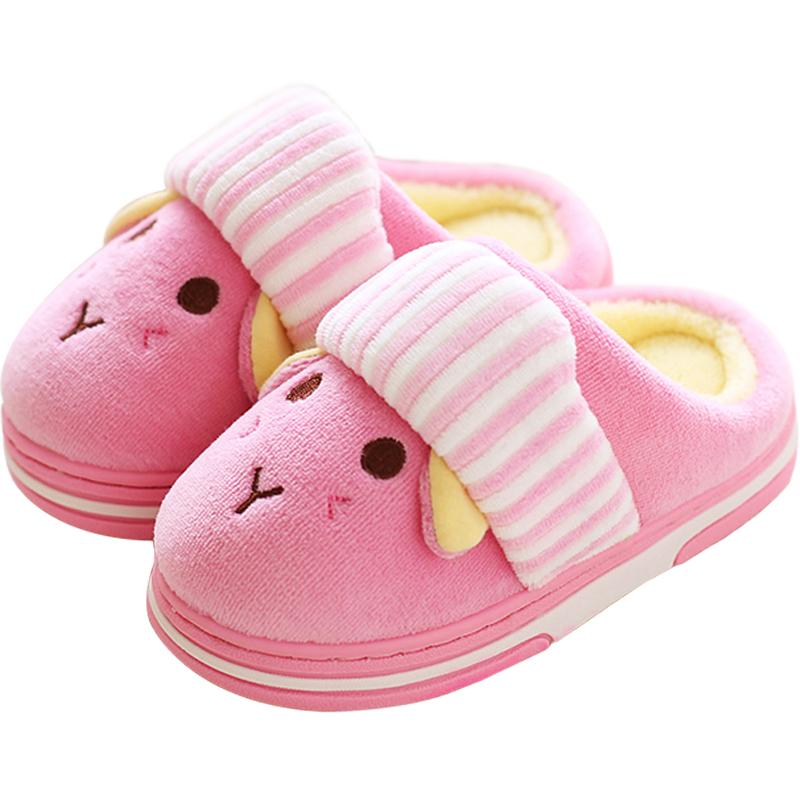 儿童棉拖鞋男童女童可爱防滑冬天岁评价如何