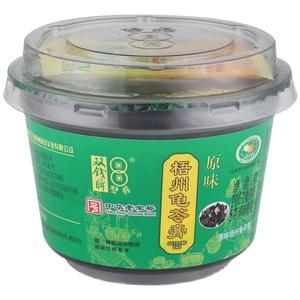 广西梧州双钱原味200g*9龟苓膏