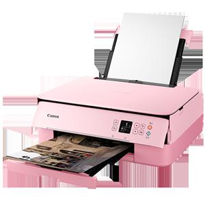 佳能ts5380打印机家用小型办公连供