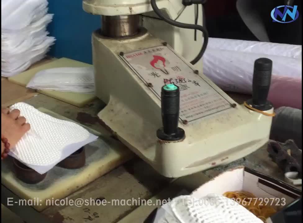 Hoogwaardige hydraulische swing arm snijden persmachine