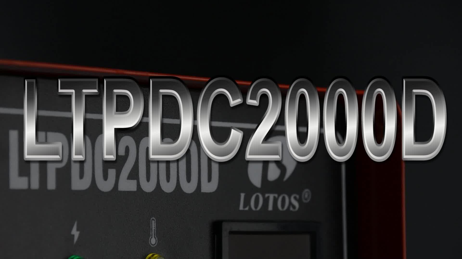 Lotos Ltpdc2000d 3 In 1 110 220v Gasless Mig Welder Inverter Flux Wiring Diagram Cored Wire