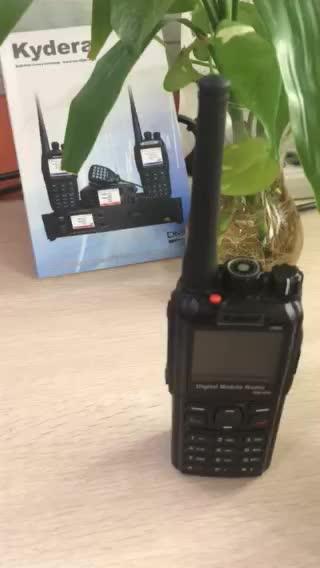 PREÇO DE FÁBRICA DE VENDA QUENTE DIGITAL DMR Ham Two Way Rádio DM-990
