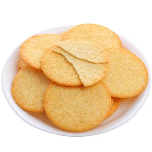 薯片脆饼2斤三种口味混合
