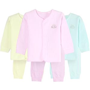丹比卡宝宝秋衣婴儿男童儿童睡衣