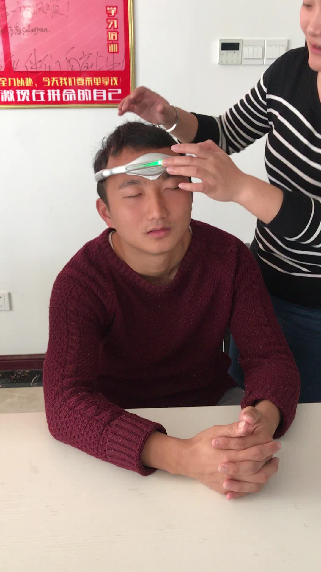 2019 New inventions in china treatment and prevention of migraine headaches therapeutic instrument