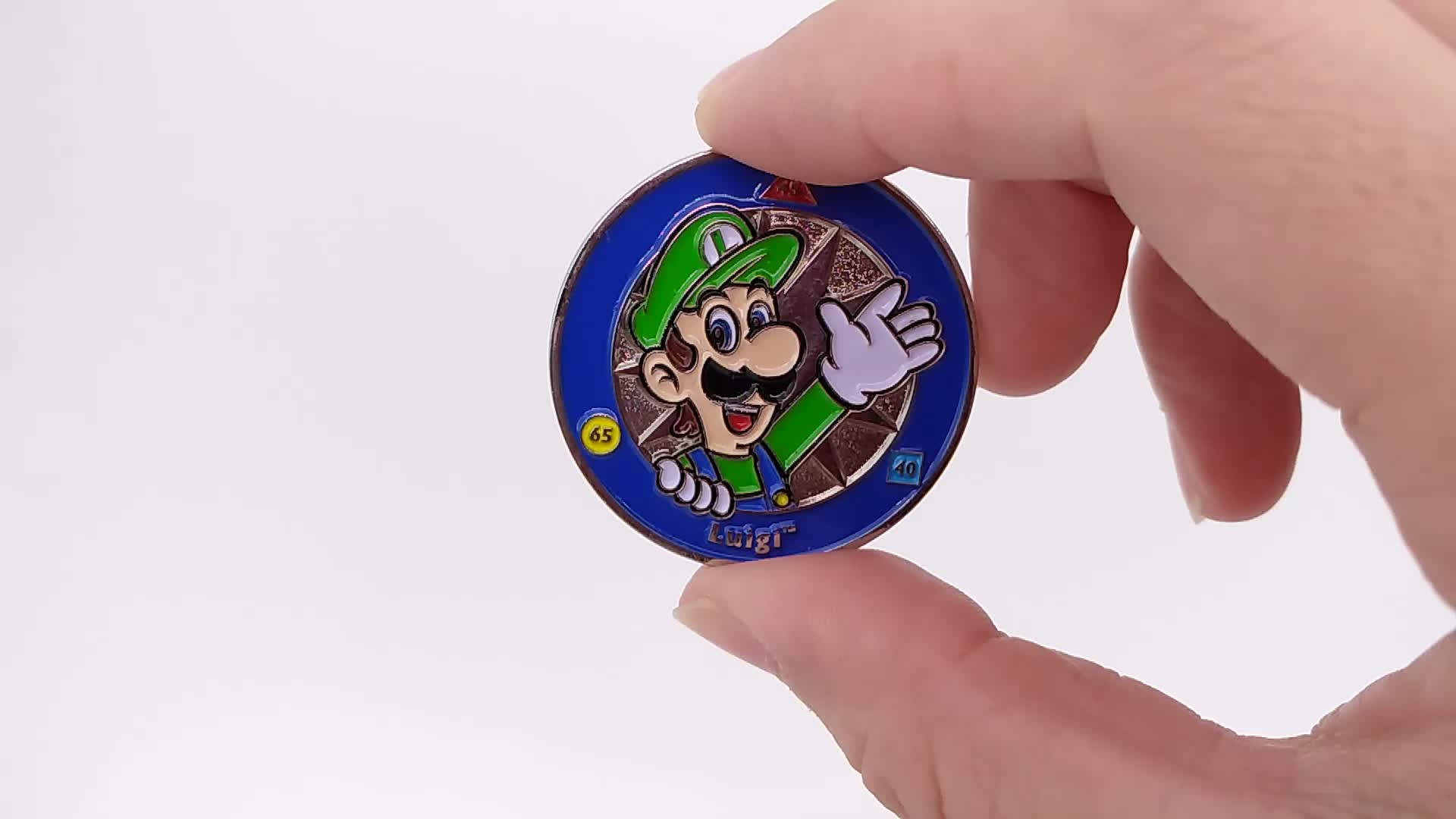 Custom metal stamping table games coin collectible and souvenir coins