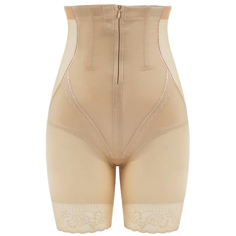 夏季产后薄款瘦腰瘦身瘦腿收复神器塑形提臀塑身裤女束腰收腹内裤