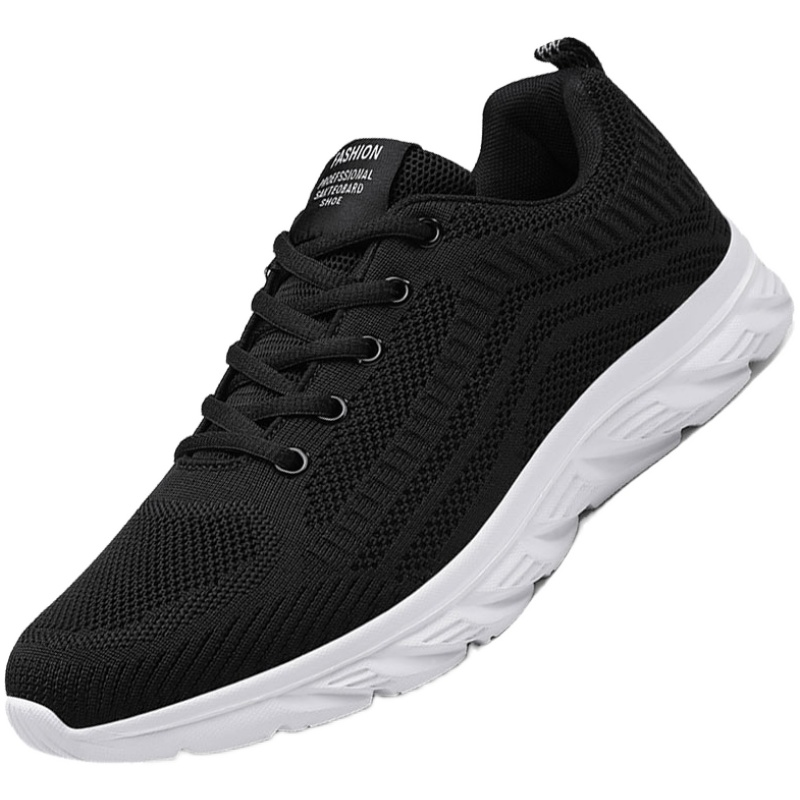 春季防臭潮鞋运动休闲网面透气网鞋质量靠谱吗