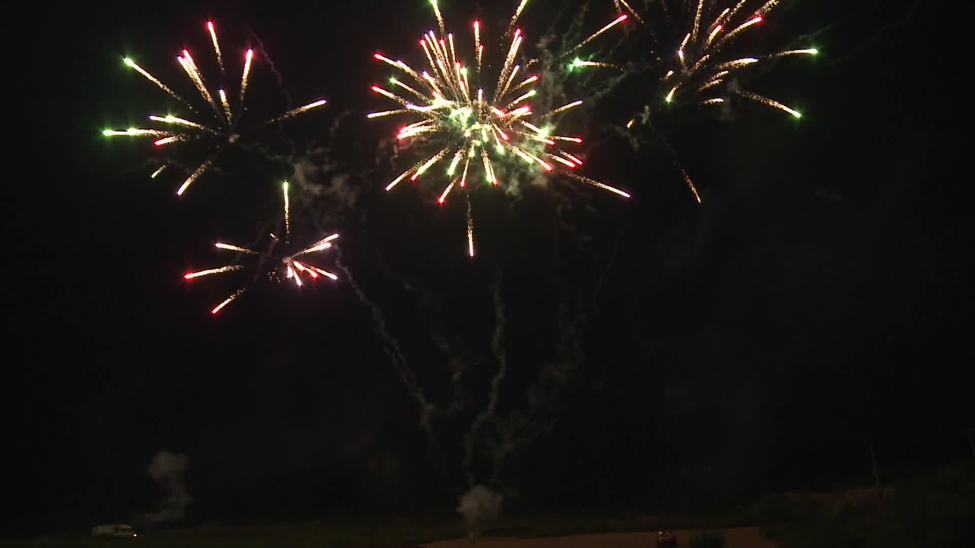 Colorful Wholesale 80 Shots W Shape Birthday Cake Fireworks Buy
