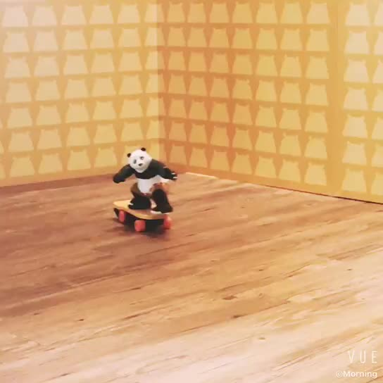 Toys Hobbies Rc Toy Remote Control Electric Skateboard Panda Toy Big Size
