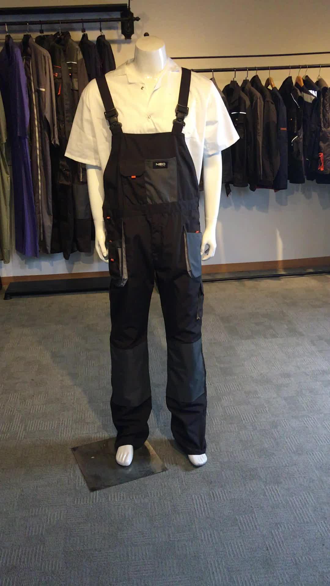 Waterdichte Geïsoleerde Overalls Workwear Overall Werken Eierkoker Suits