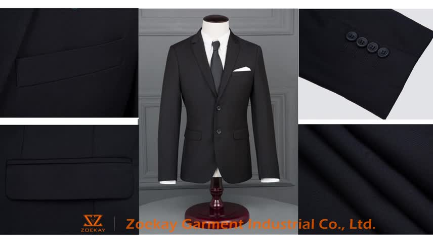 Business office uniform designs latest wedding new pant coat design