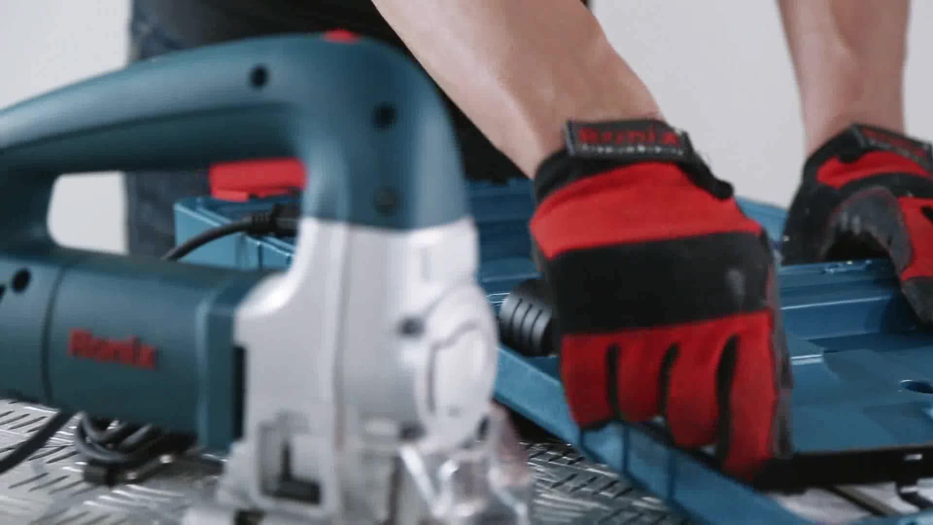 Ronix Taşınabilir Akülü Jig Testere Makinesi Akülü Güç Aracı 12 V modeli 8801 stokta