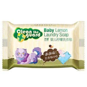 子初婴儿草本洗衣皂4块