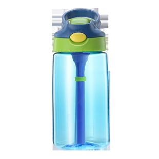 儿童夏天季家用吸管壶幼儿园水杯