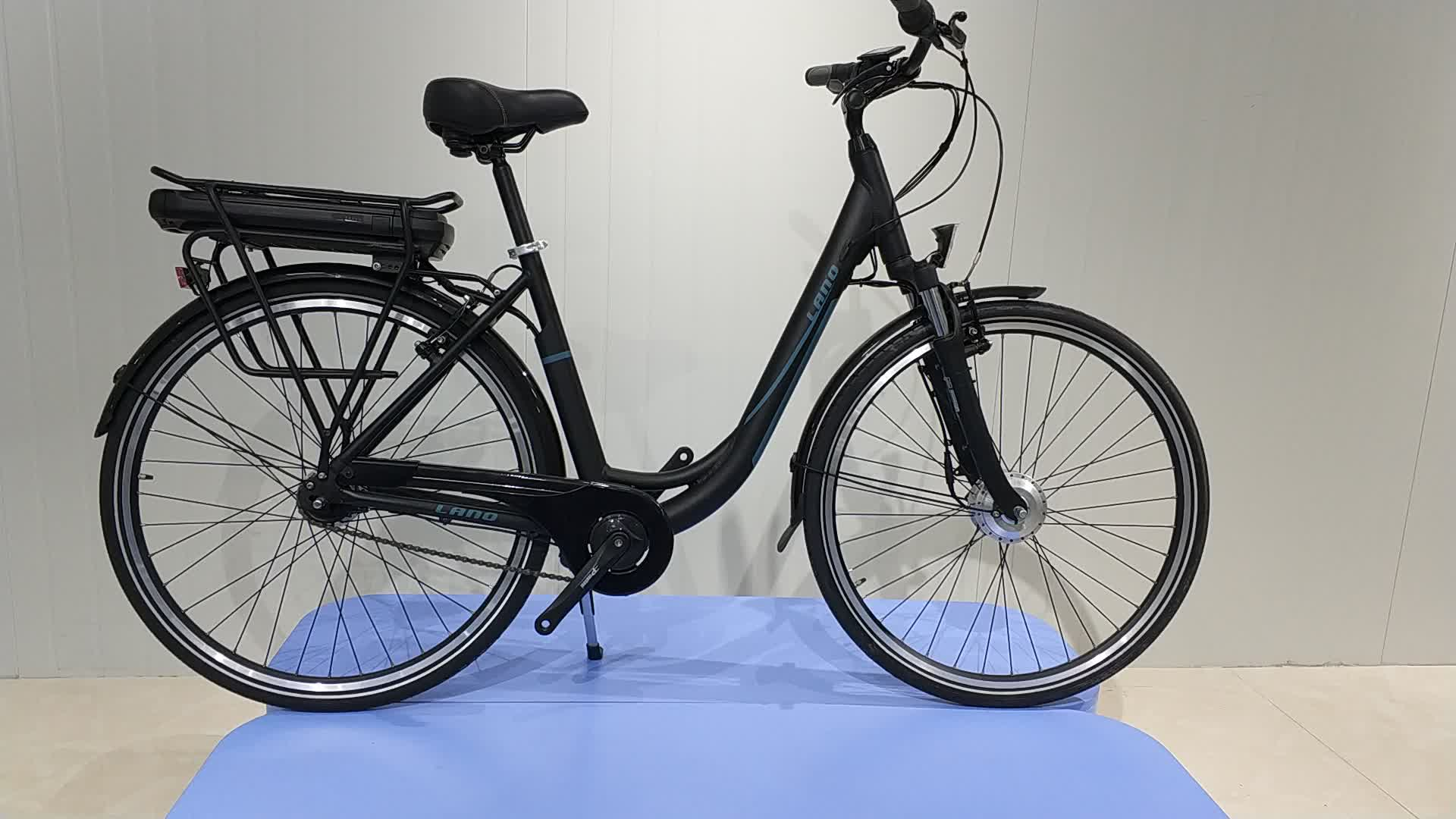 "28"" best cheap 700c e cycle japanese electric city bike 60km/h speed for tall men"