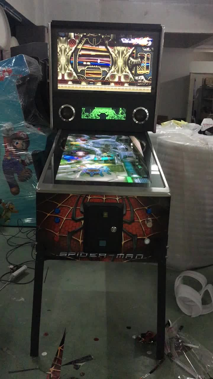 Newest Fx2/fx3 925 Games Flipper Virtual Pinball Machine - Buy Virtual  Pinball,Flipper,Pinball Machine Product on Alibaba com