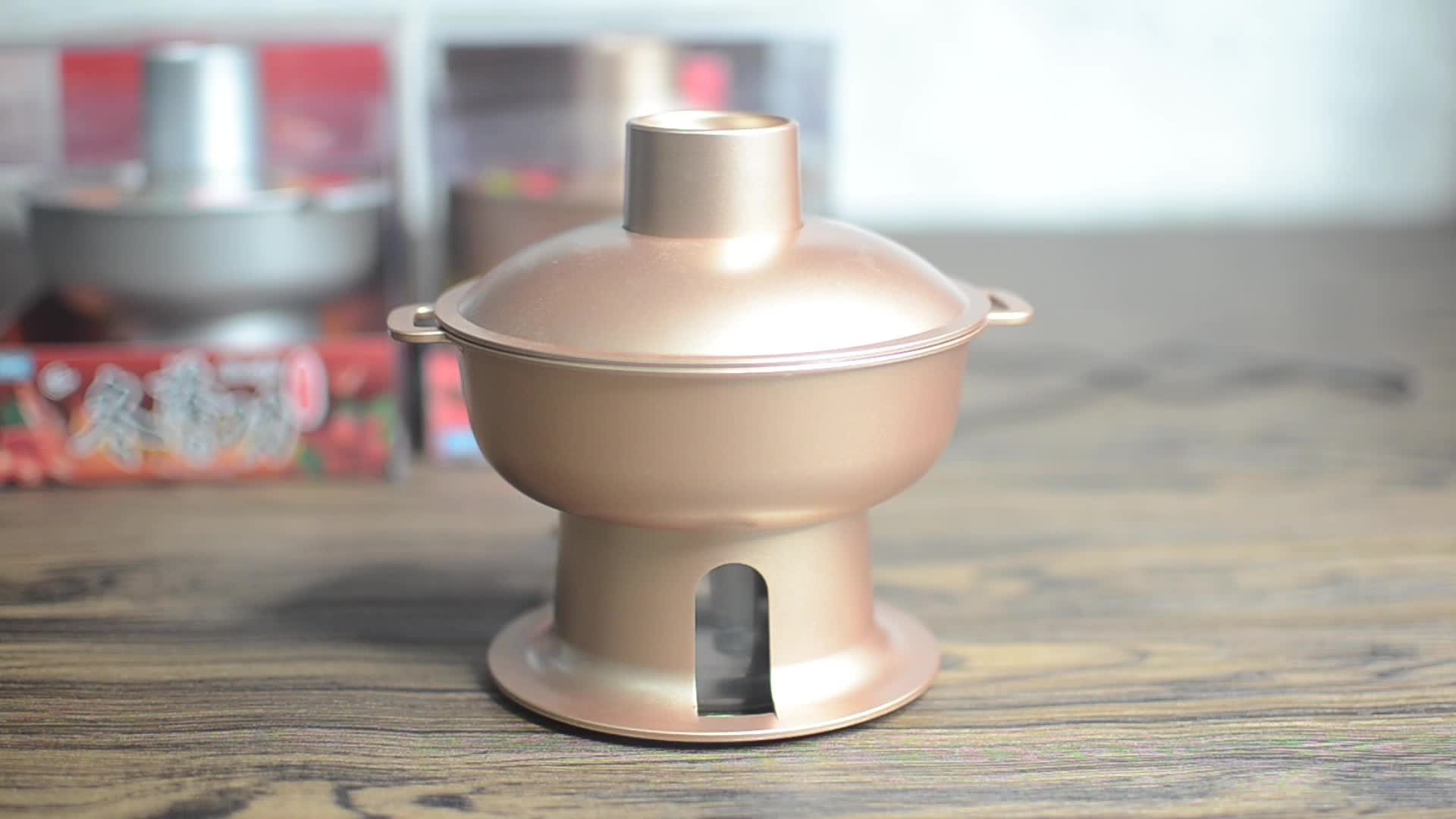 Hot Pot Diffuser Room Humidifier Essential oils Mist