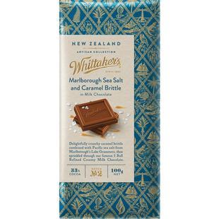新西兰进口惠特克 苹果香草巧克力