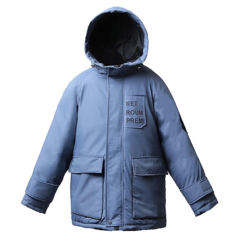 工装羽绒短款冬季韩版宽松新款棉服好用吗