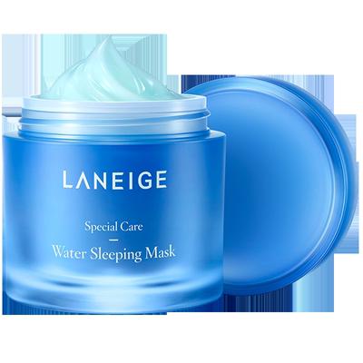 兰芝益生修护睡眠面膜100ml补水保湿滋润涂抹大容量正品护肤女