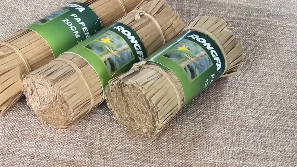 Venda quente corda da torção de papel usado para a vinha