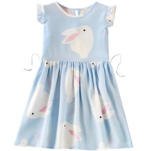 儿童连衣裙夏季小女孩中大童裙子
