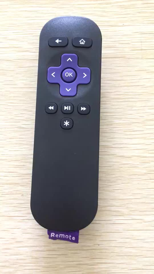 Roku Box: Ir Remote Control For Roku Lt Hd Xd Xs Streaming Media