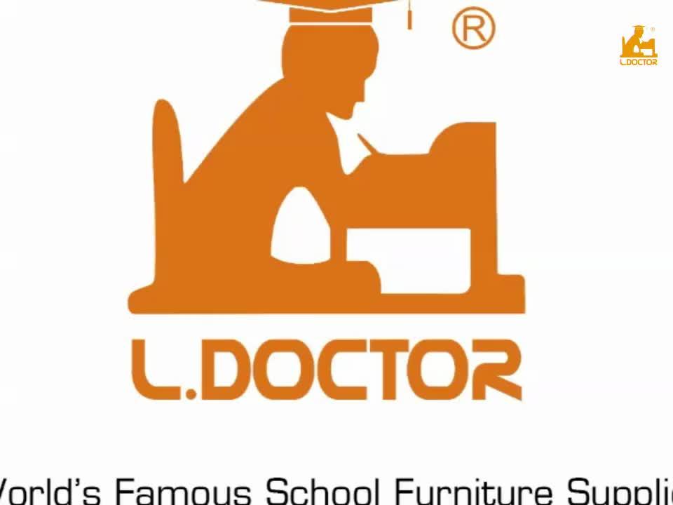 Nieuwe product mechanische aanpassing vrij school bureau stoel sets HY-0336