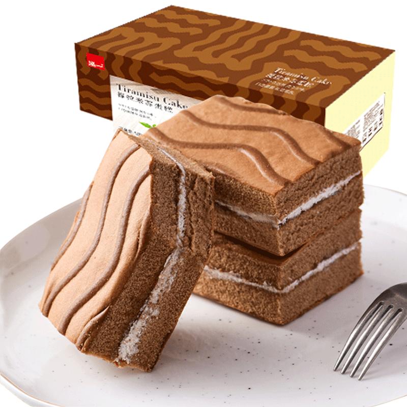 泓一提拉米苏千层蛋糕网红面包早餐