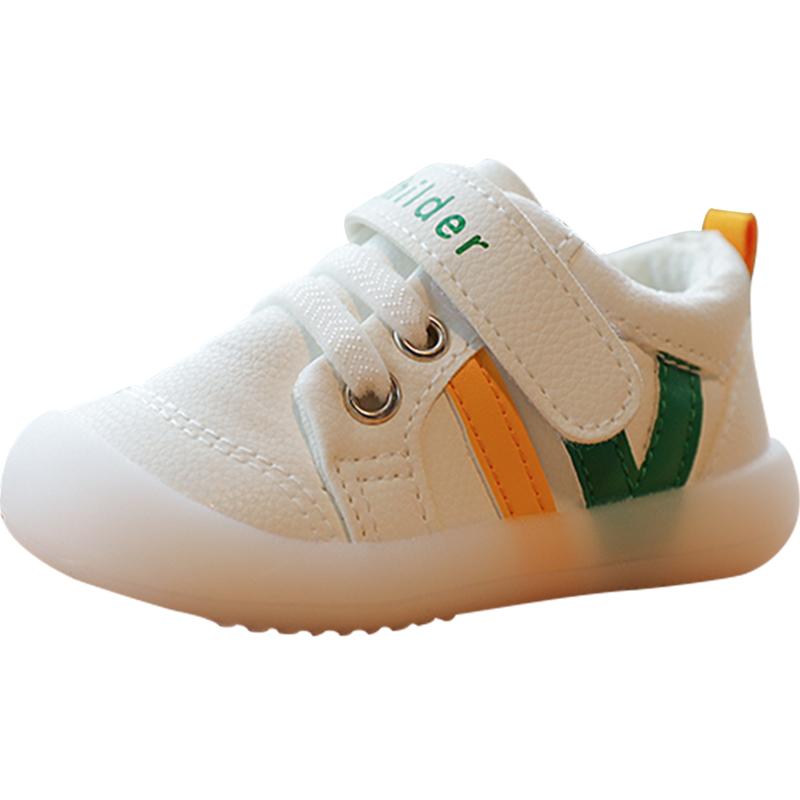 女宝宝软底学步鞋春秋款1-3岁单鞋质量好不好