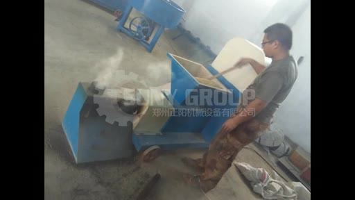 Top selling sawdust coconut shell charcoal briquette making machine