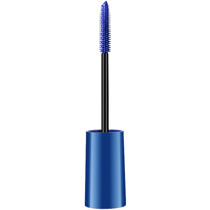 彩色蓝色紫色防水纤长卷翘有睫毛膏好不好